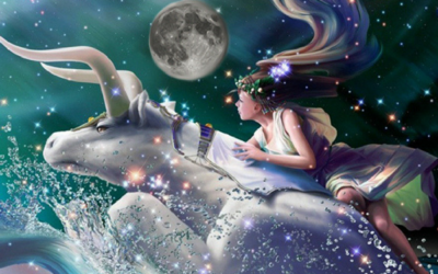 Taurus Full Moon – Seriousness – 6th November 2014