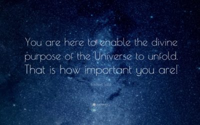 Finding Our Divine Purpose