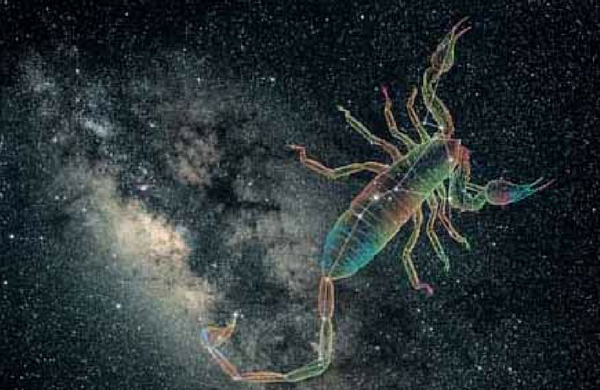 Scorpio Solar Eclipse – The Spiritual Warrior – 23rd October 2014