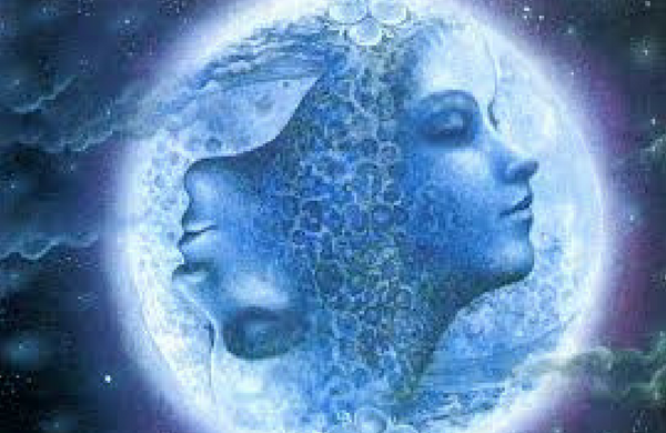 Gemini Full Moon – Follow The Process – 14th December 2016