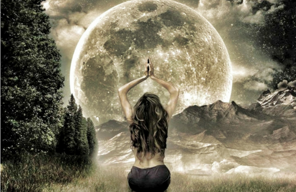 Virgo Full Moon – Doing & Being – 16th March 2014