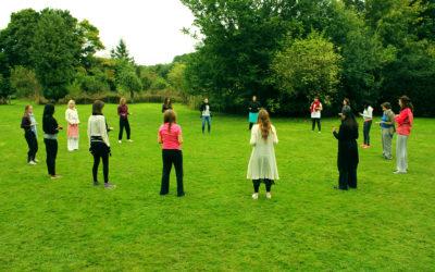 How Tai Chi & Qi Gong Alleviates Stress