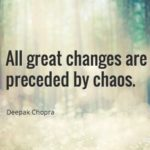 change and chaos